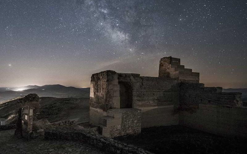Mirador de la Alcazaba de la Reina