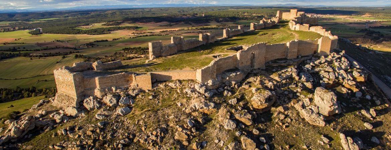 Castillo de Gormaz, la fortaleza árabe más impresionante de Europa