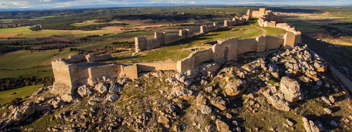 La fortaleza árabe más grande de Europa | España Fascinante