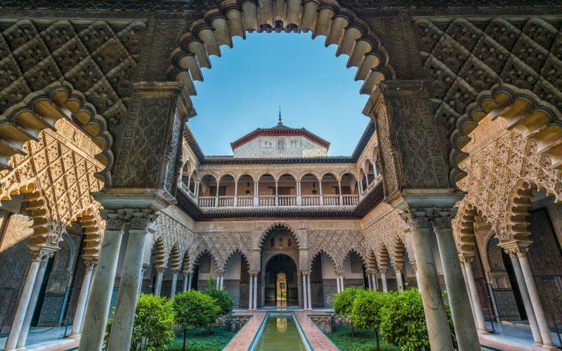 Cuarto Alto de los Reales Alcázares de Sevilla
