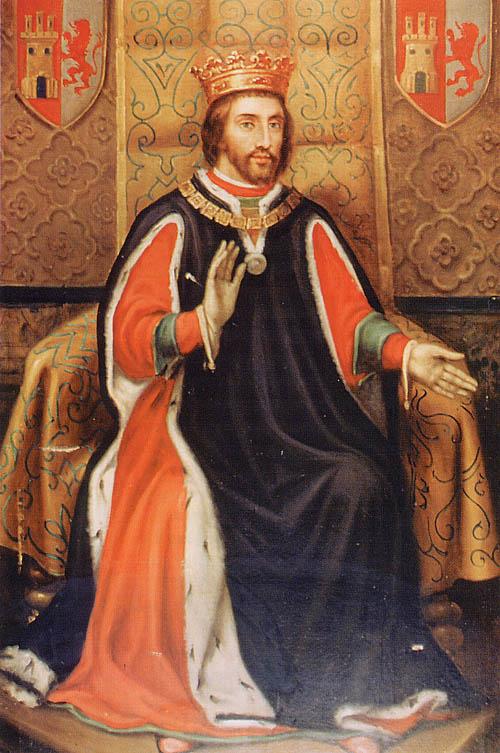 Alfonso XI castilla