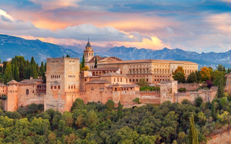 La Alhambra de Granada conquistó a Sorolla