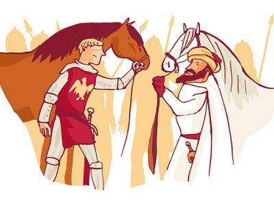 El caballo de Aliatar