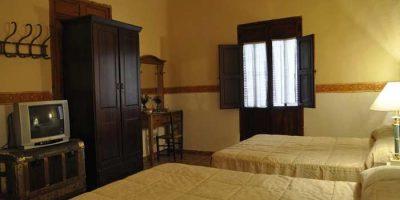 Dónde dormir en Ricote