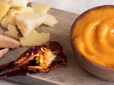 Receta de almogrote, el paté de queso canario típico de La Gomera
