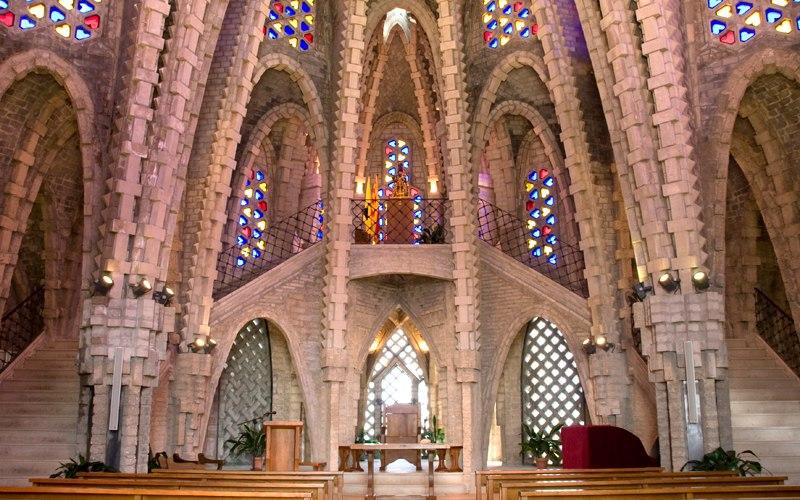 Altar del Santuari de Montferri