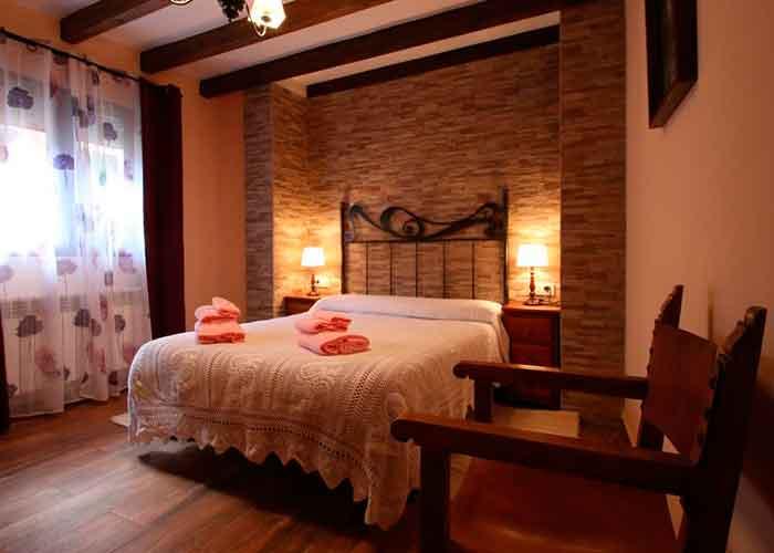 Dónde dormir en La Alberca