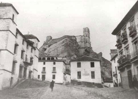 Vista antigua de Montefrío