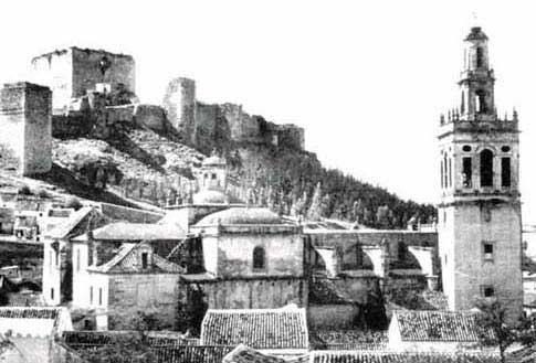 antigua foto de Morón de la Frontera