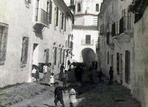 Antiguos vecinos de Granja de Torrehermosa