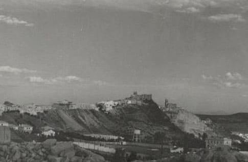 vista antigua arcos frontera