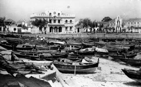 puerto ogrove foto antigua