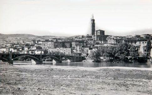 Antigua fotografía de Funes