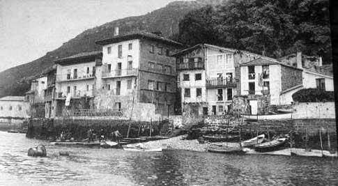 foto antigua pasai donibane