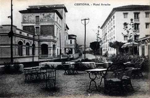 terraza hotel arteche zestoa
