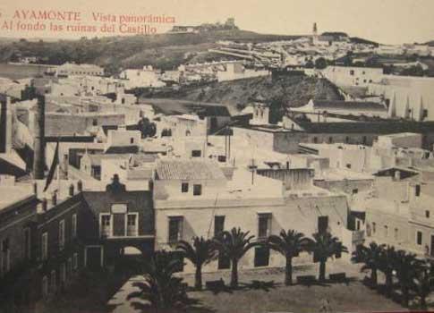 postal antigua ayamonte