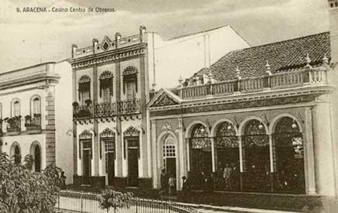foto antigua Arias Montano