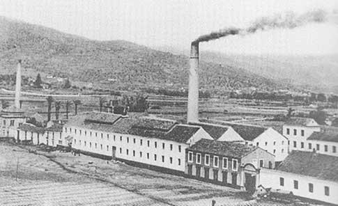 Antigua Fábrica de Azúcar de Almuñécar
