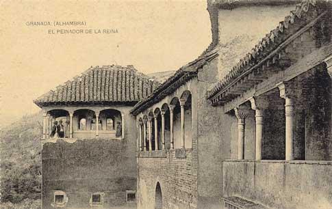 Historia y que ver en la alhambra espa a fascinante for Jardin de la reina granada