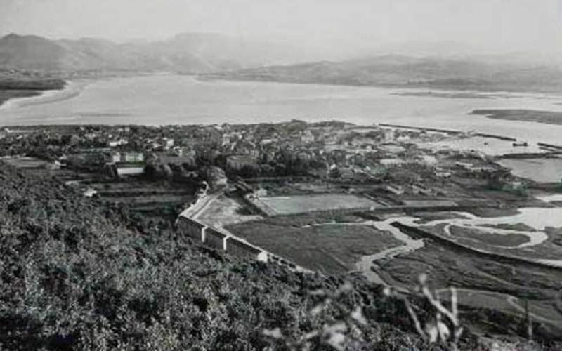 Antigua imagen de lo que ver en Santoña