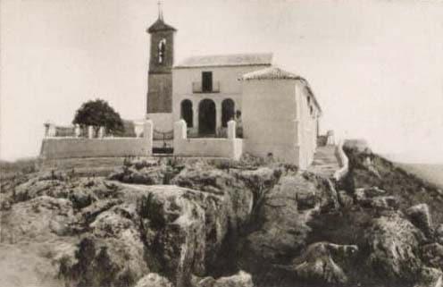 santuario araceli lucena foto antigua
