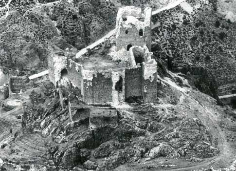 Ruinas del Castillo de Segura