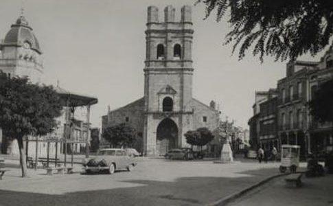 foto antigua baneza