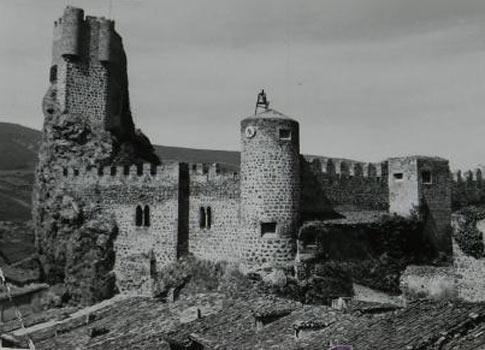 El Castillo de Frías en la antigüedad