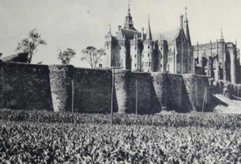 Foto antigua Astorga
