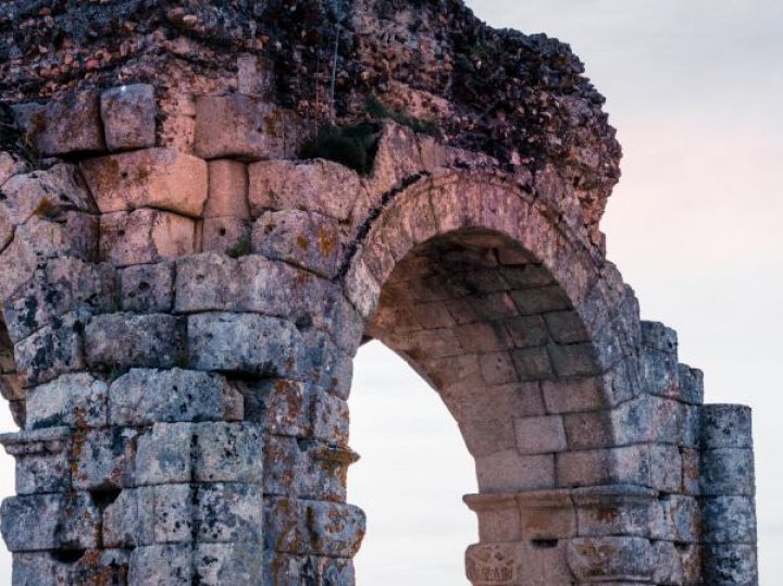 El Arco de Cáparra, un legado romano único en España