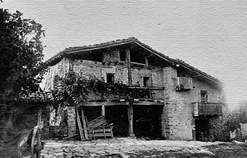 quejana antiguo caserio