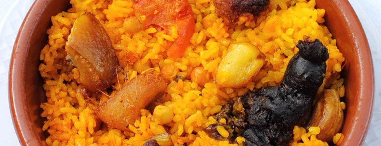 comer en Liria