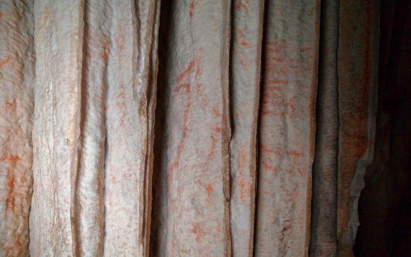 Una cierva y signos del Solutrense en la cueva de Nerja