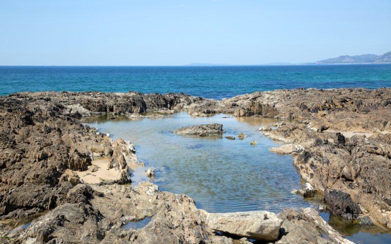 Piscina marina de As Furnas