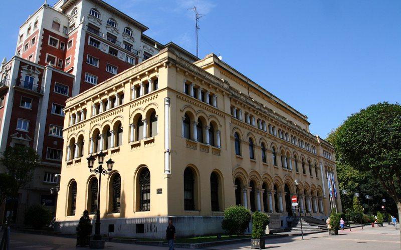 Residencia del presidente de Asturias