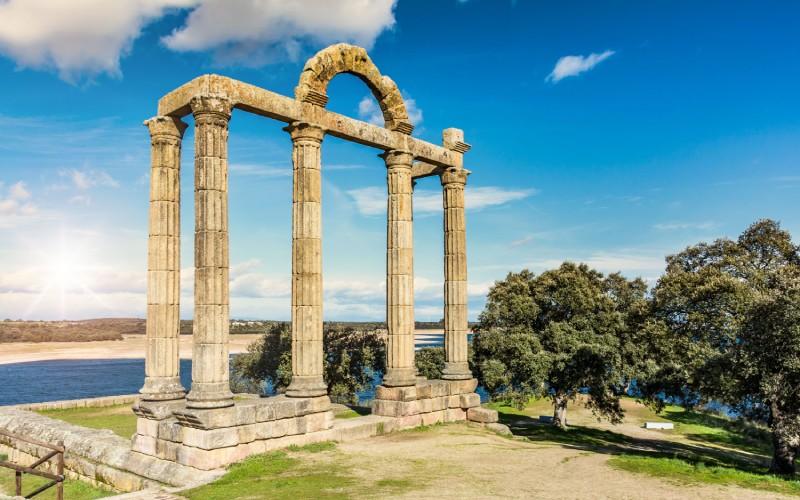 Ruinas de Augustobriga