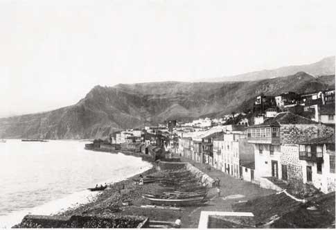 foto antigua isla palma