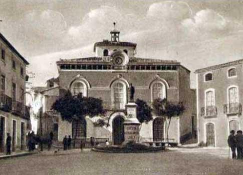 El primer ayuntamiento democrático de España