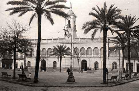 Ayuntamiento de Arahal 1920