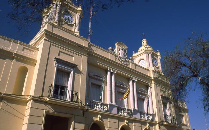 Ayuntamiento que ver en Barbate