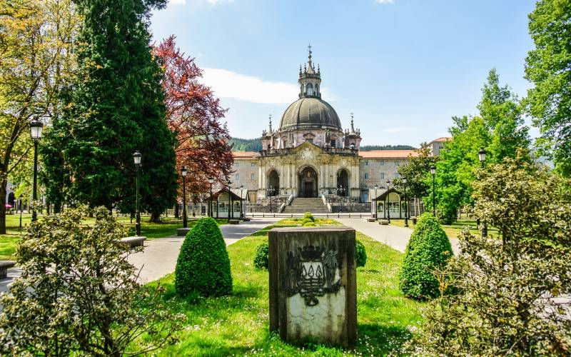 Santuario de Loyola en Azpeitia
