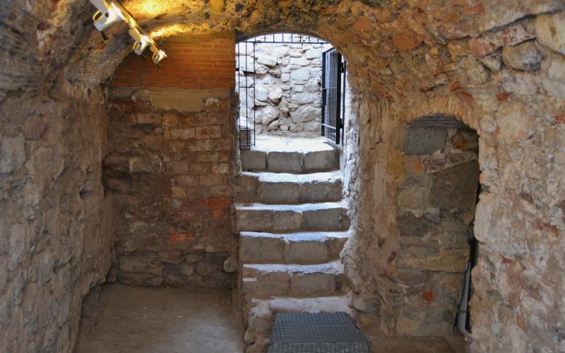 Baño judío de Sagunto