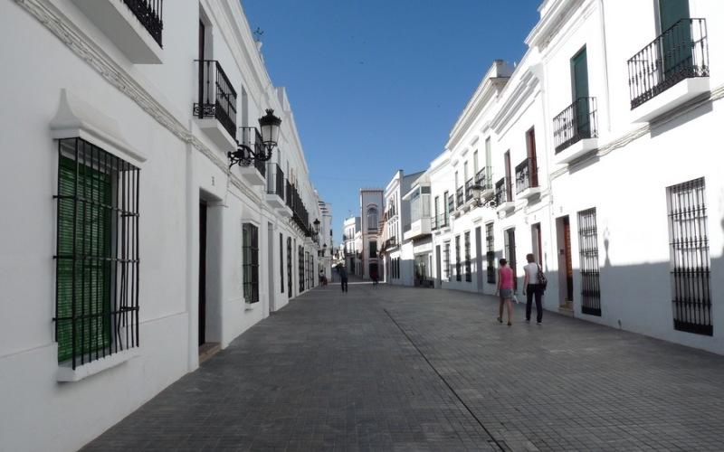 Calles de Fuente Maestre