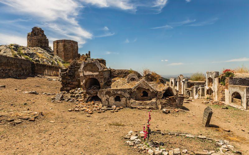 Antiguo cementerio de Magacela