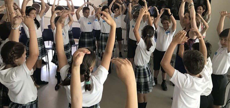 ballet nacional danza espanola colegios