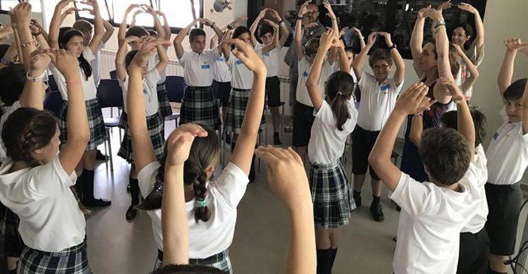"""""""El Ballet Nacional de España y la Danza Española ¡al cole!"""""""