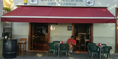 Comer Orotava bar parada