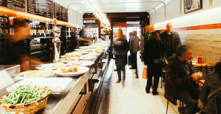Les meilleures tavernes de «Pintxos» de San Sebastian