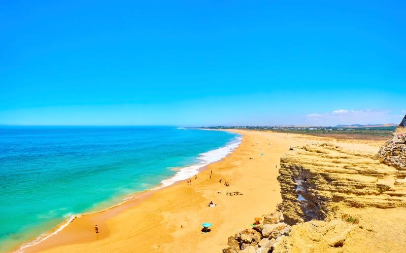 Playa Cañillos