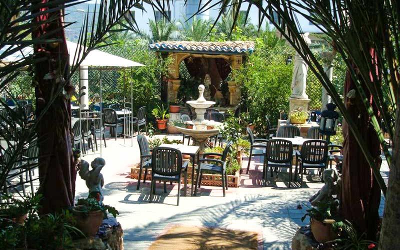 Mejores terrazas de España: Bar Culturas (Murcia)